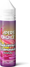 Vapers' Choice Blackcurrant & Lemonade (Selected by Alex) 50ml