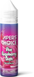Vapers' Choice Blue Raspberry Slush (Selected by Lee) 50ml