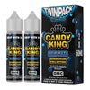 Candy King Bubblegum Collection - Blue Razz Twin Pack