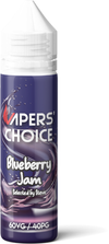 Vapers' Choice Blueberry Jam (Selected by Steve) 50ml