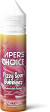 Vapers' Choice Fizzy Sour Bubbleez (Selected by Ashley) 50ml