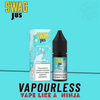 SWAGJUS Vapourless Frost