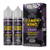 Candy King Bubblegum Collection - Grape Twin Pack
