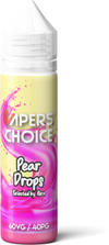 Vapers' Choice Pear Drops (Selected by Alex) 50ml