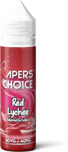Vapers' Choice Red Lychee (Selected by Callum) 50ml