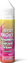 Vapers' Choice Strawberry Custard Cream (Selected by Alex) 50ml