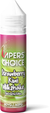 Vapers' Choice Strawberry Kiwi Milkshake (Selected by Callum) 50ml