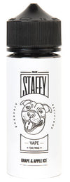 Staffy Vape - Tail Wag 100ml