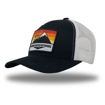 """SUNSET"" PATCH - MESH SNAPBACK"