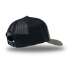 """COMMITTED"" PATCH HAT - LODEN/BLACK"