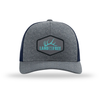 Hat Builder - Low-Profile Mesh Snapback