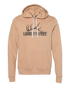 "WOMEN'S ""LAND OF THE FREE"" HOODY"