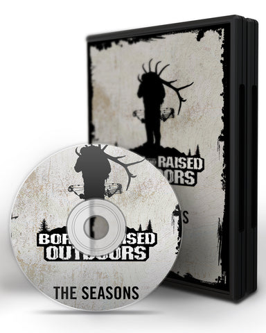 THE SEASONS - 5 DVD SET