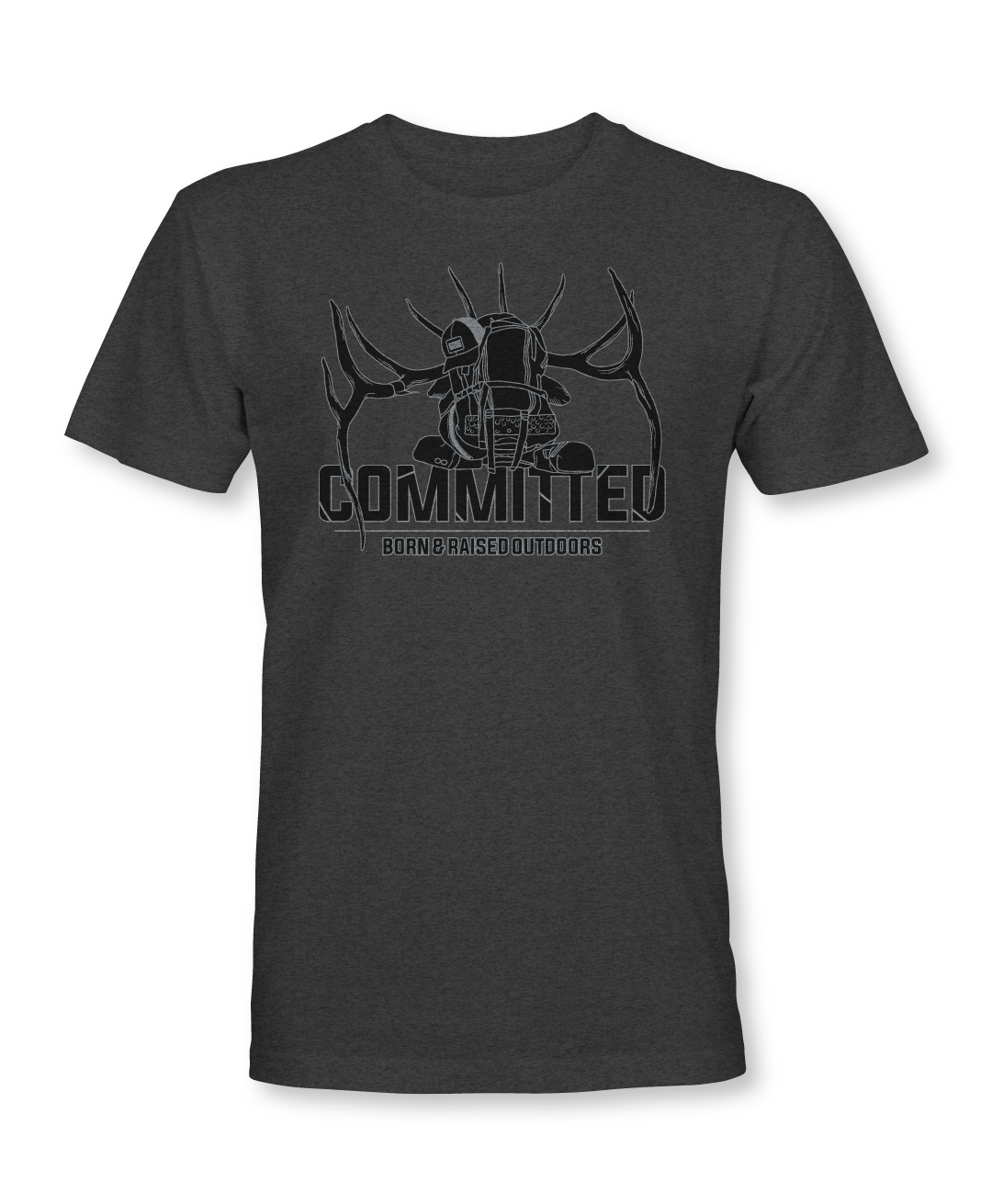 """COMMITTED"" T-SHIRT"