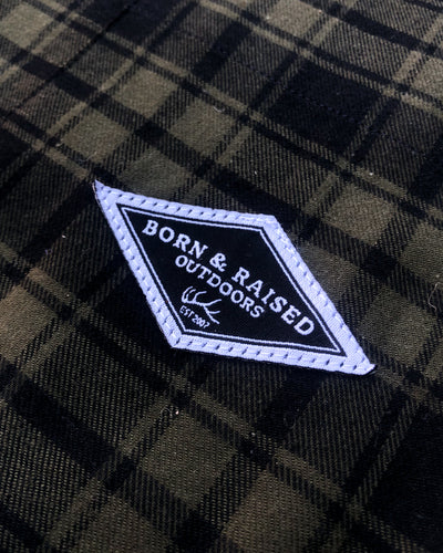 """Plaid"" Flannel - Lightweight"