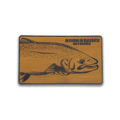 """STEELHEAD BAMBOO"" - FLAT BILL"