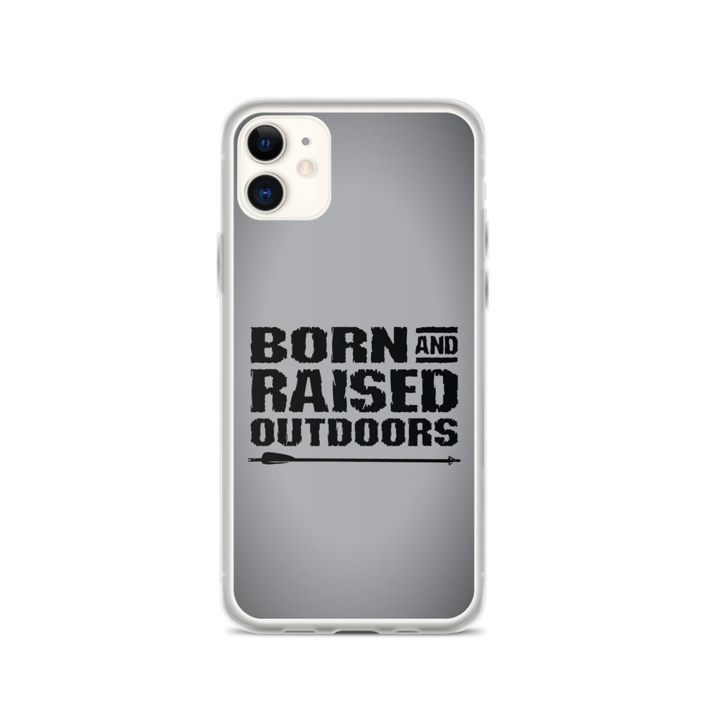 iPhone Case - Stacked - Grey