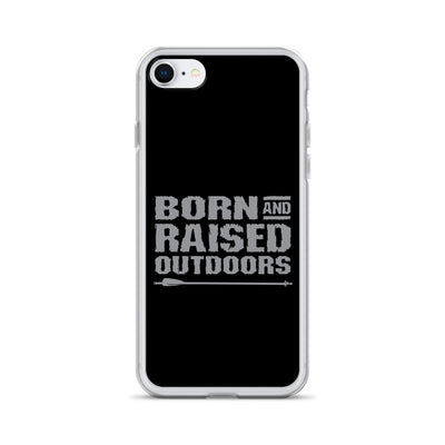 iPhone Case - Stacked - Black