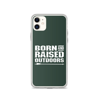 iPhone Case - Stacked - Military Green