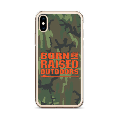 iPhone Case - Stacked - Camo