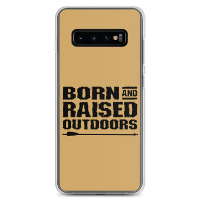 Samsung Case - Stacked - Desert Tan