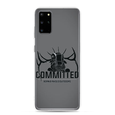 Samsung Case - Committed