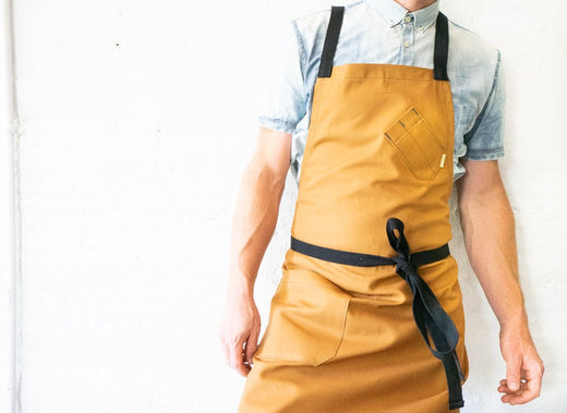 Industry Apron Packs | Valentich Goods