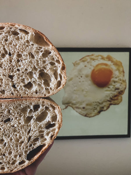 That perfect crumb