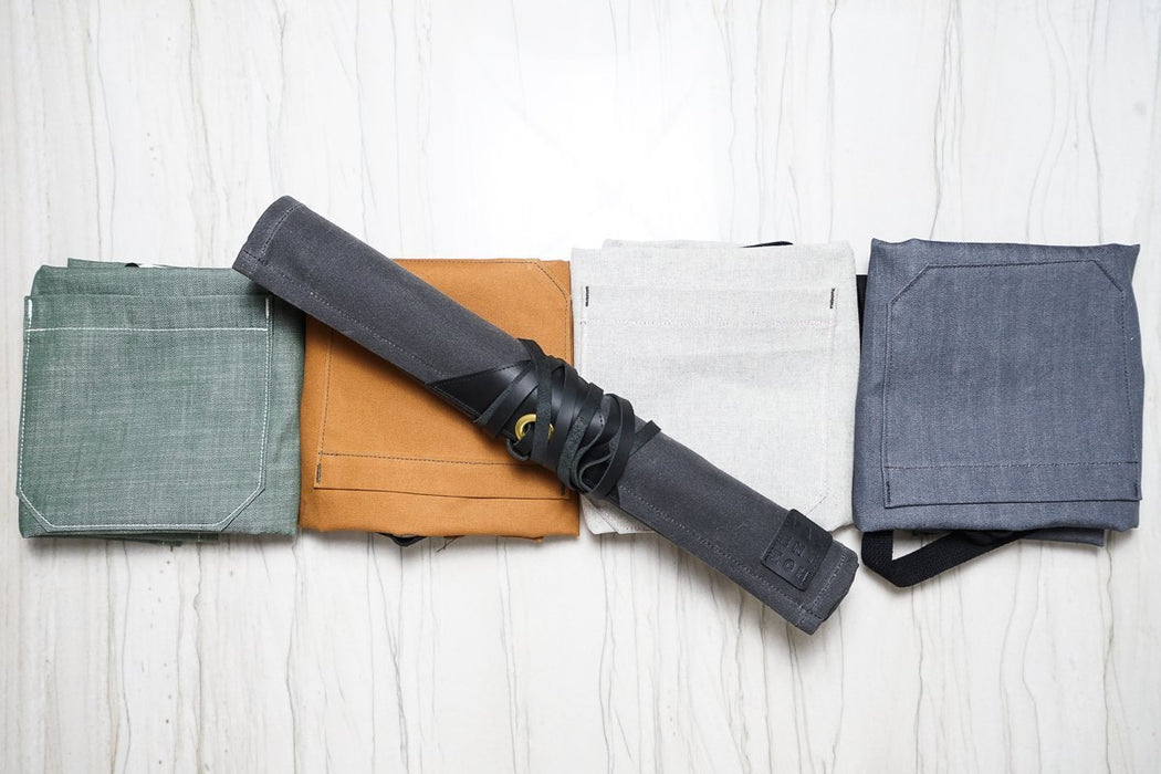 Mystery Apron & Knife Roll Bundle - Valentich Goods