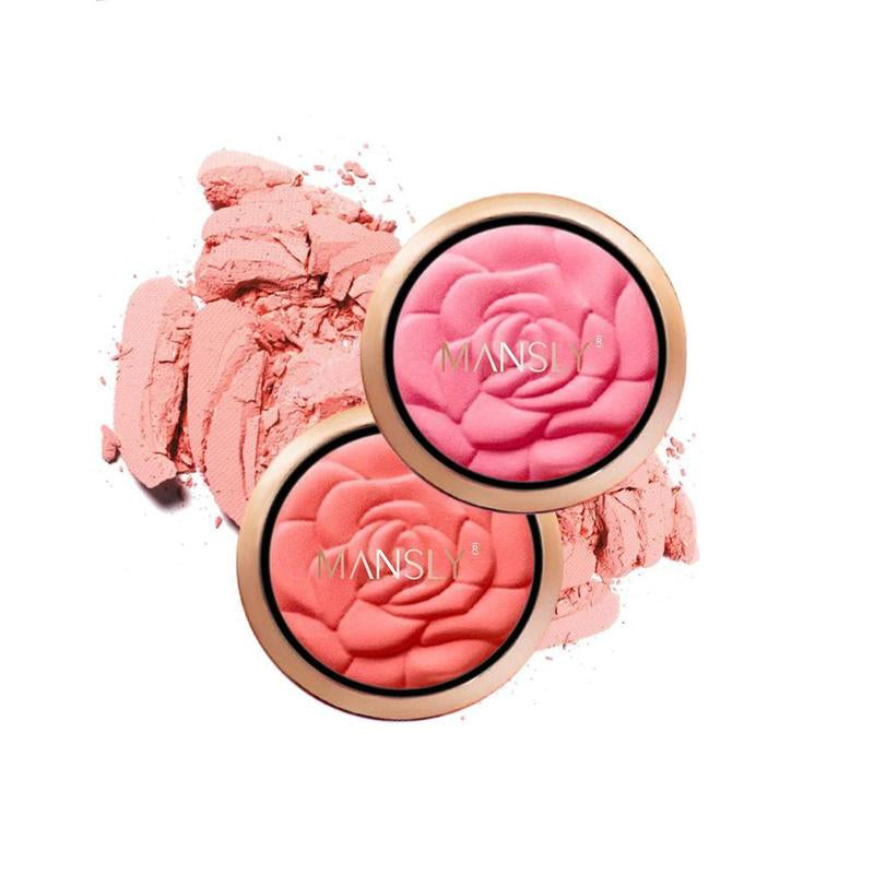 Powder Face Makeup Baking Blush - LM cosmetics