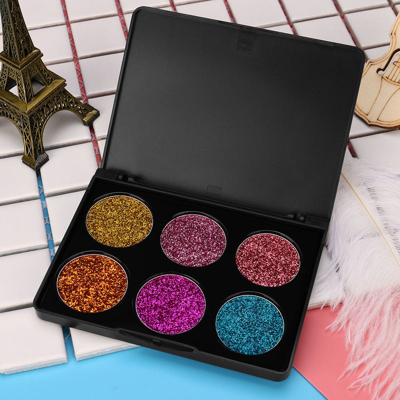 Shimmer Glitter Eye Shadow Powder Palette Matte Cosmetic Makeup - LM cosmetics
