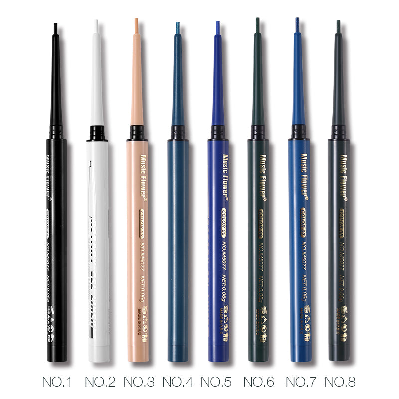 Music Flower 8 Colors Gel Eyeliner - LM cosmetics