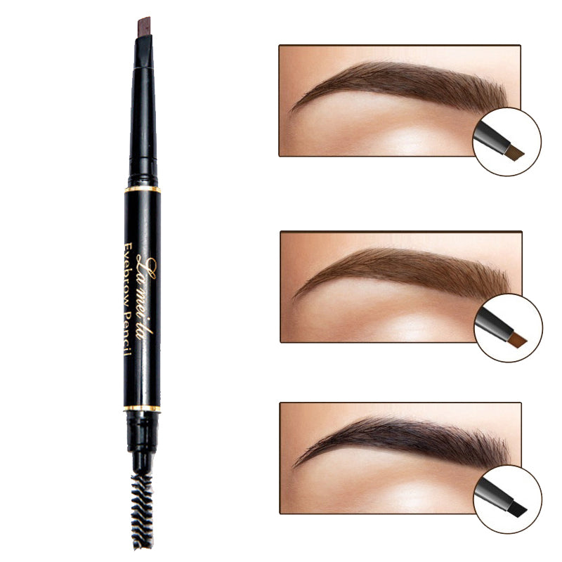 Double-ended Eyes Makeup Eye Brow - LM cosmetics