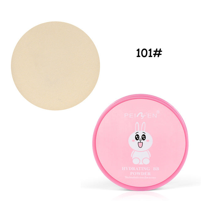 Makeup Natural Mineral Pressed Powder - LM cosmetics
