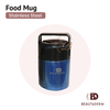 Beautederm Stainless Food Mug Tumbler 800ml