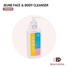 Jeune Total Face and Body Cleanser