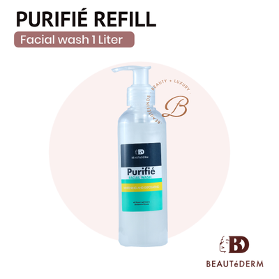 Purifie Facial Wash Refill