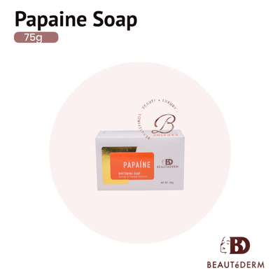 Papaine Soap