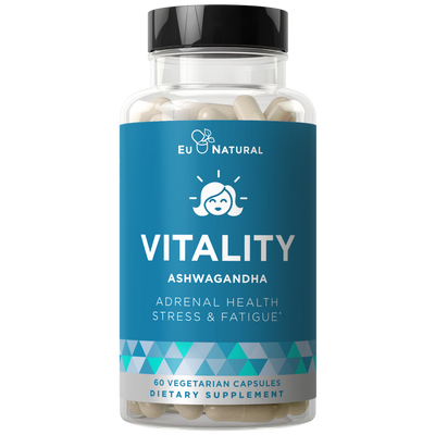 Eu Natural VITALITY Adrenal Support & Fatigue Fighter