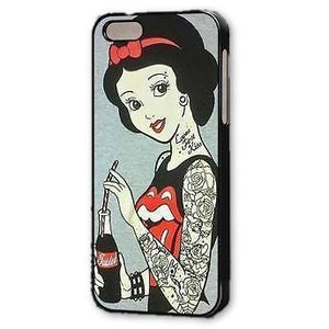 Alternative Snow White Phone Case