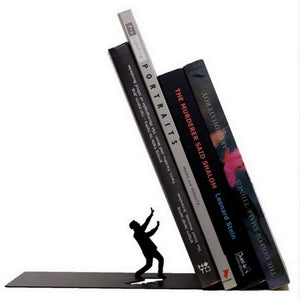 Falling Book End