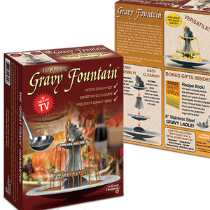 Gravy Fountain Gift Box