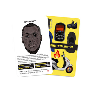 GRIME TOP TRUMPS