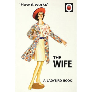 'How it Works: The Wife' Ladybird Books
