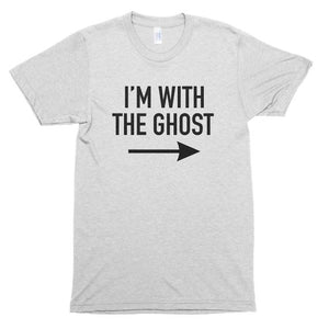 HALLOWEEN: I'm With The Ghost T Shirt