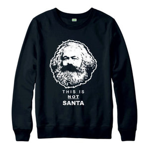 Karl Marx Christmas Jumper