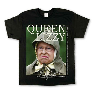 Queen Lizzy T Shirt