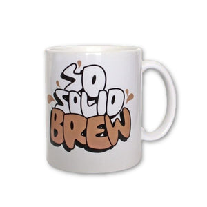 So Solid Brew Mug