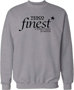 Tesco Finest Christmas Jumper