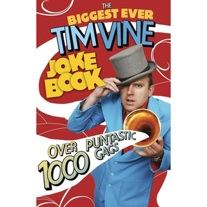 Tim Vine Joke Book